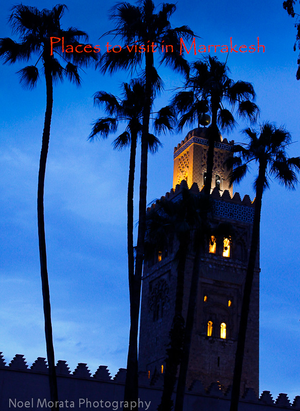 La Koutoubia in Marrakesh
