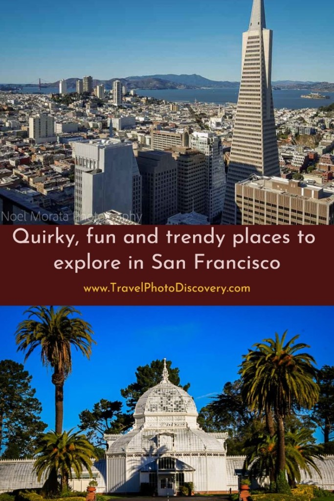 Quirky, fun and trendy in San Francisco