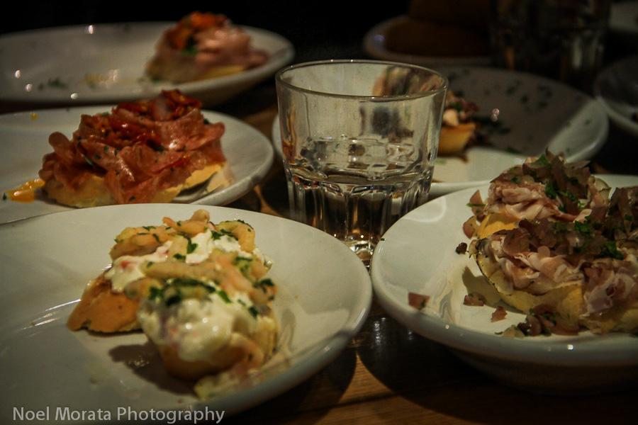 Venice - Cicchetto and the pub crawl experience
