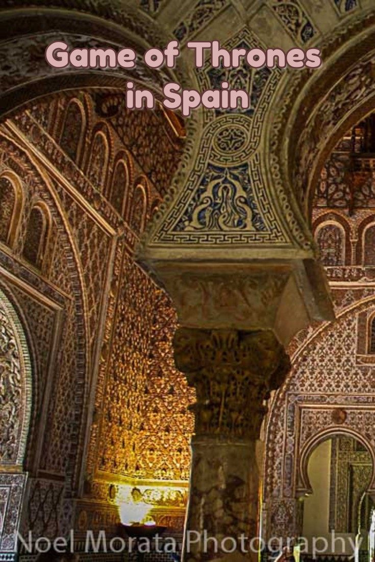 Game of Thrones in Seville, Spain