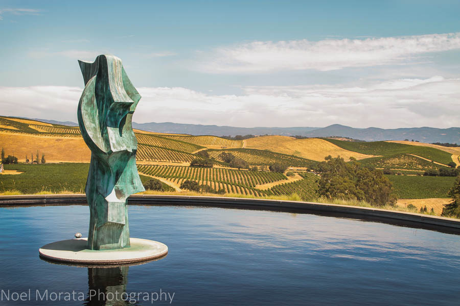 Artesa Winery in Napa, California