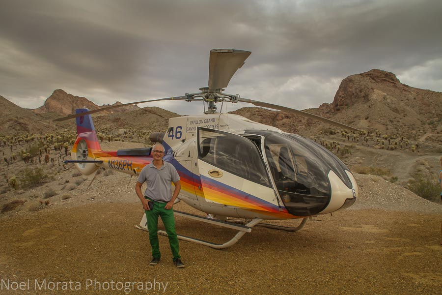 Grand Canyon Morning Tour