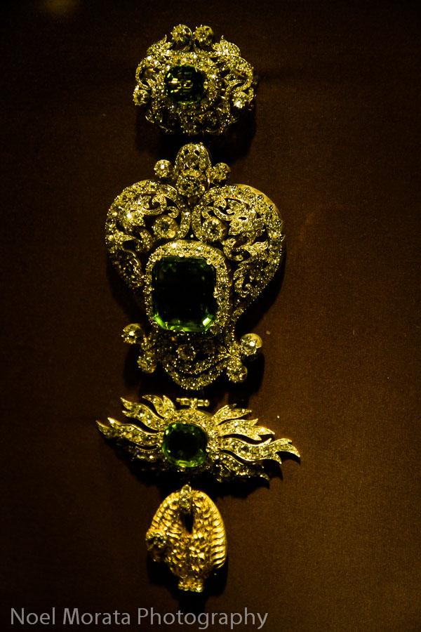 Hapburg jewelry collections
