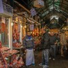 Thessaloniki central food market