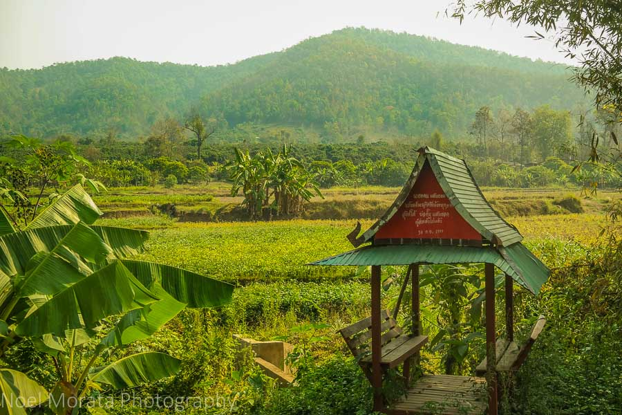 Lisu Lodge eco tours in Northern Thailand