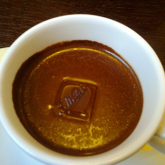 Chocolate drink from Un Dimanche a Paris