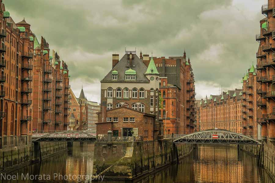 Speicherstadt Warehouse District - a new Unesco site