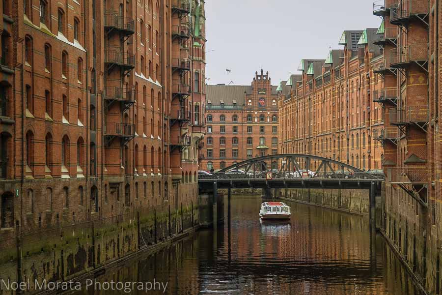 Speicherstadt Warehouse District, Hamburg