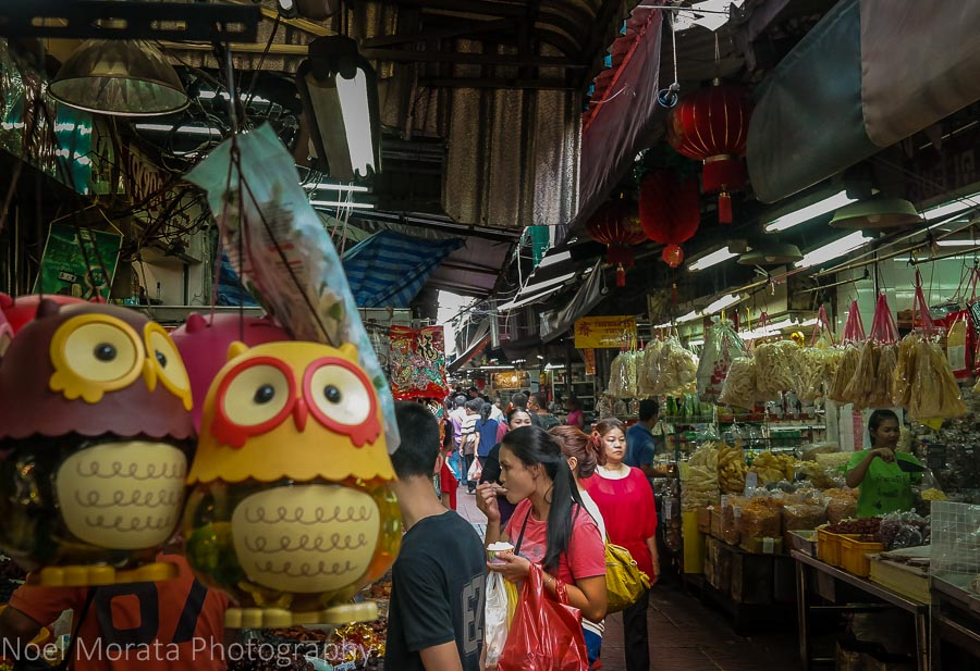 Local markets - Thailand travel - 10 tips and suggestions