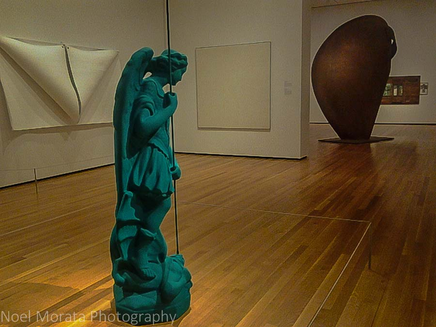 Modern art  at the Cleveland Museum of Art