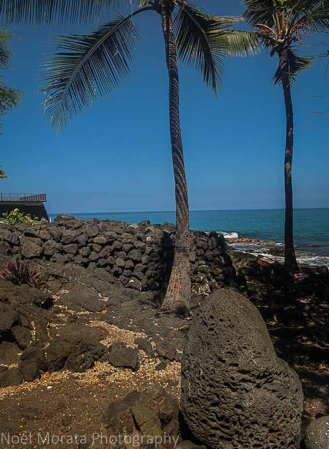 Visiting Keauhou on the Big Island