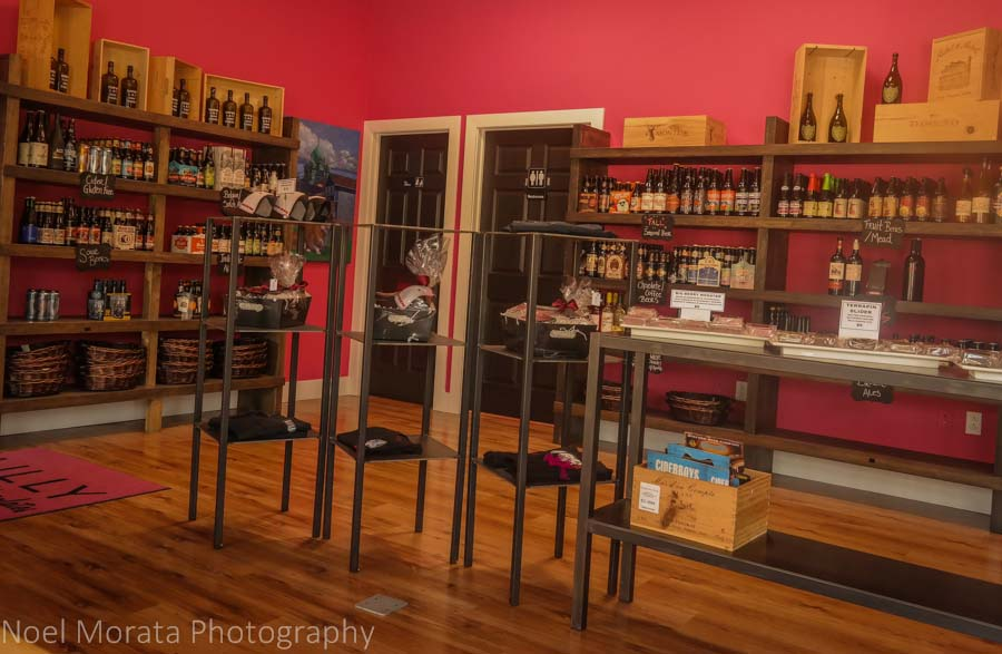 Lilly hand made chocolates, Tremont district - Cleveland