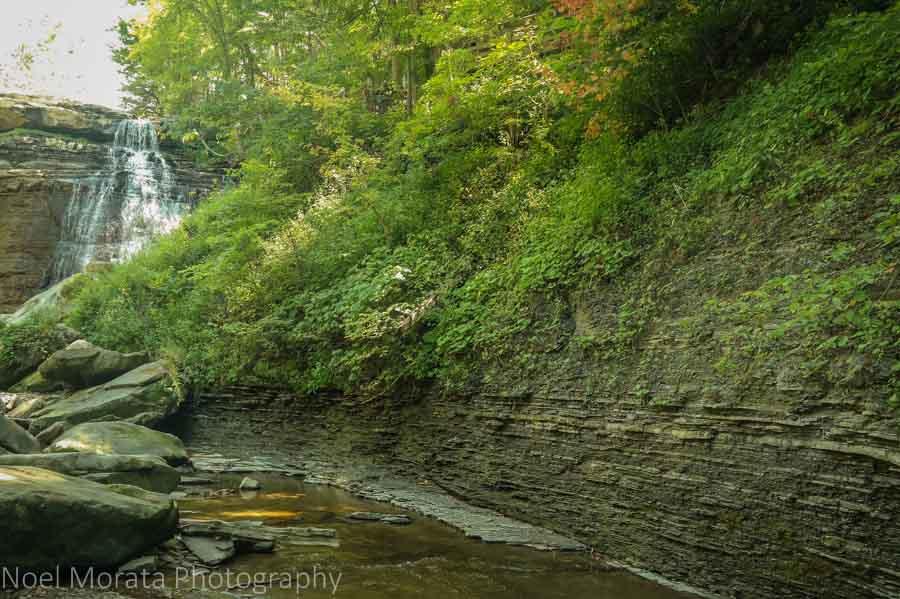 Brandywine falls - Cleveland Metro parks