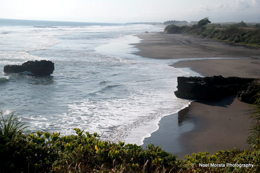 Coastline views - Alila Hotel and journey