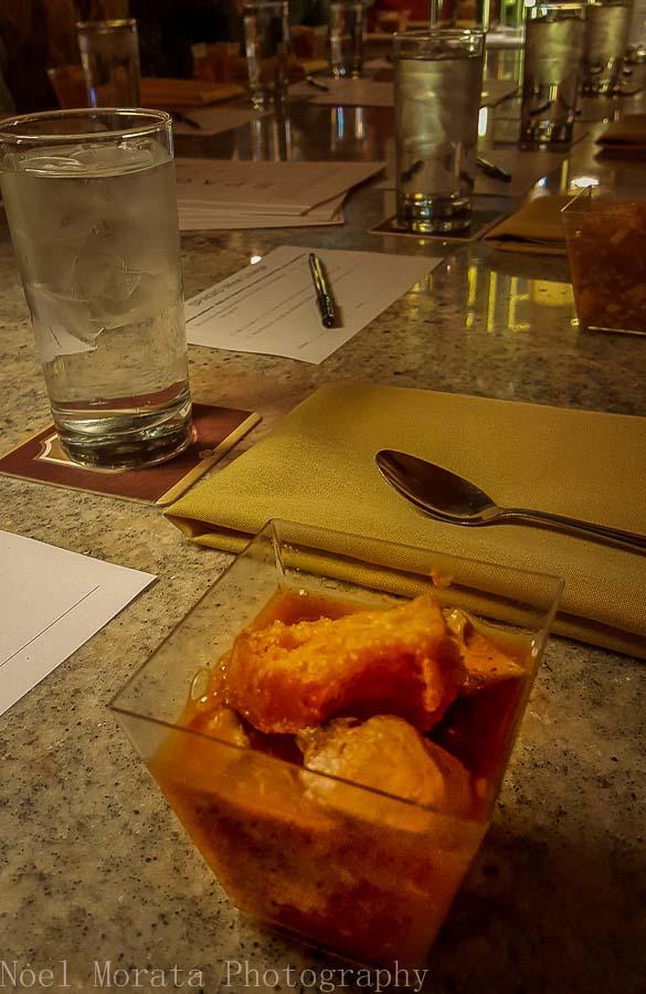 Spagio on Grandview - Columbus food tour