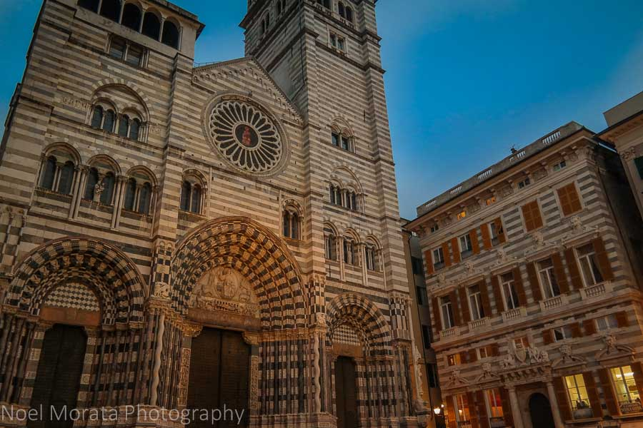Genoa's historic district - Favorite travel photos and experiences of 2015