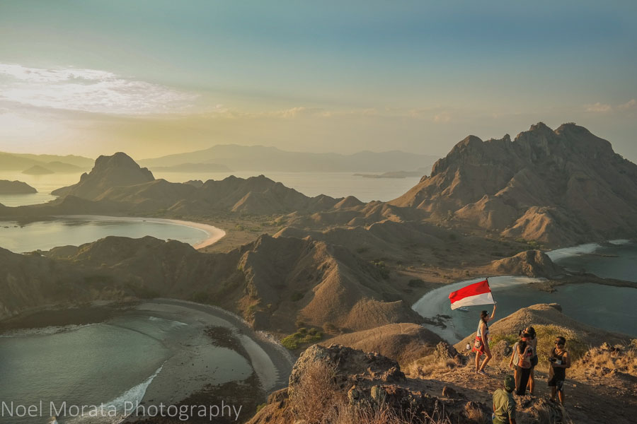 Visiting Komodo Island - Favorite travel photos and experiences of 2015