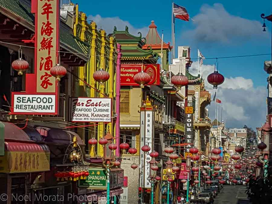 Touring Chinatown - Fun and unusual activities to do in San Francisco