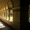 Girona cloisters - Game of Thrones in Spain