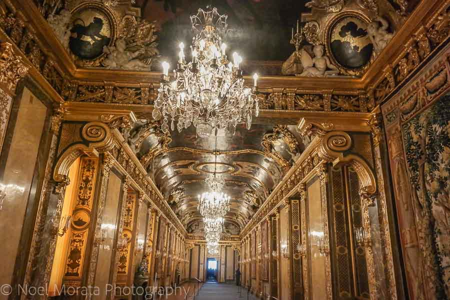 Royal palace hall of mirrors - Top 20 things to do in Stockholm, Sweden