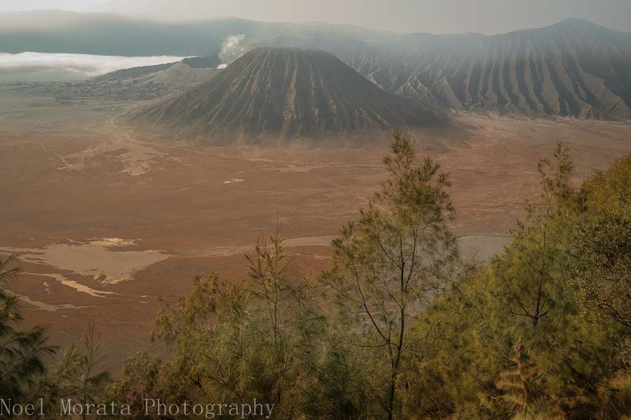 Mount Bromo, central Java Boomer bucket list travels