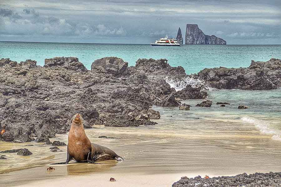 Galapagos Boomer international bucket list travel