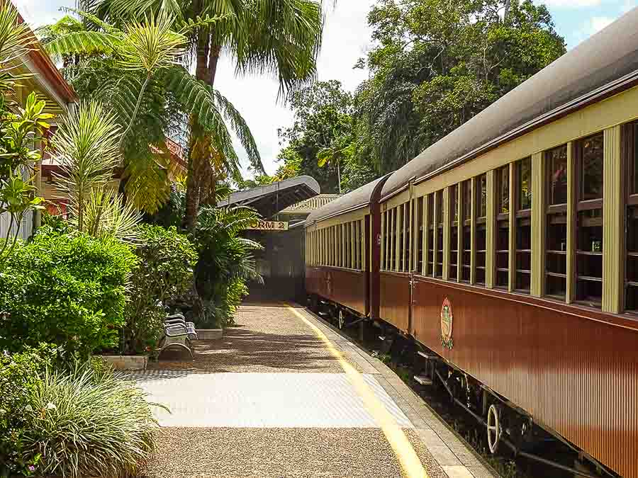 Kuranda Boomer international bucket list travel