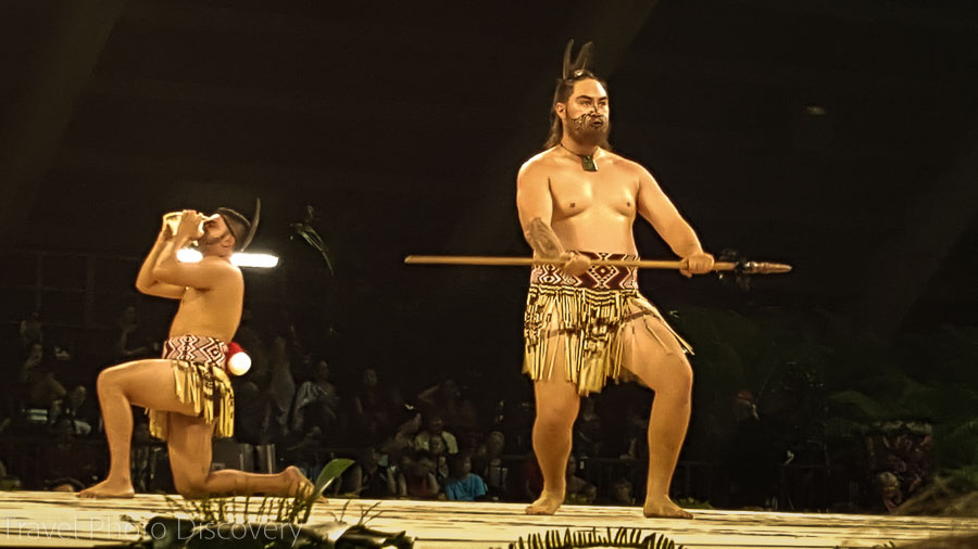 New Zealand Haka performance at Merrie Monarch Festivals 2016 Ho'ike night