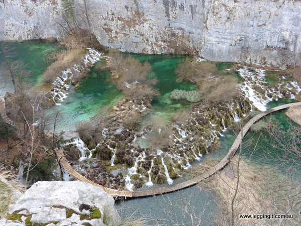Plitvice National Park Boomer international bucket list travel