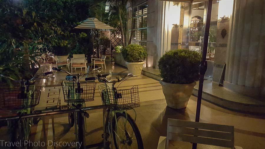 Hotel Astor in Miami Beach