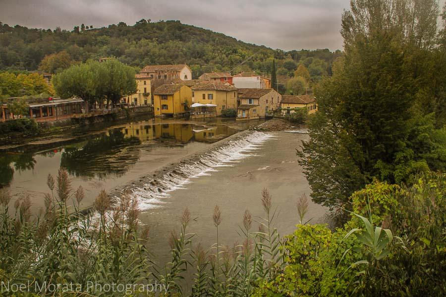 Borghetto in Northeastern Italy