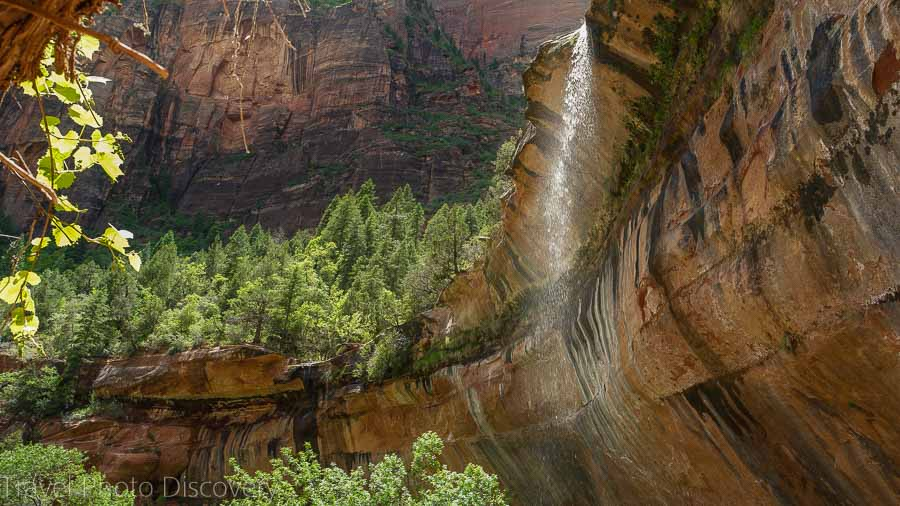 Zion National park Celebrating the US National Parks Centennial