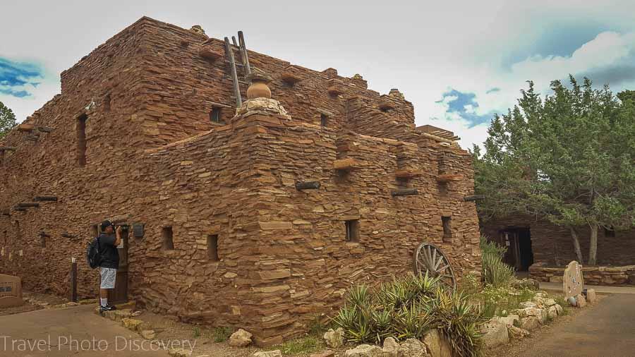 Hopi House Grand Canyon Village