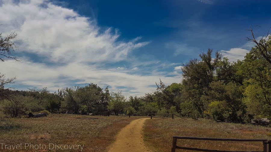 Hike to the Sinagua Montezuma petroglyphs in Central Arizona