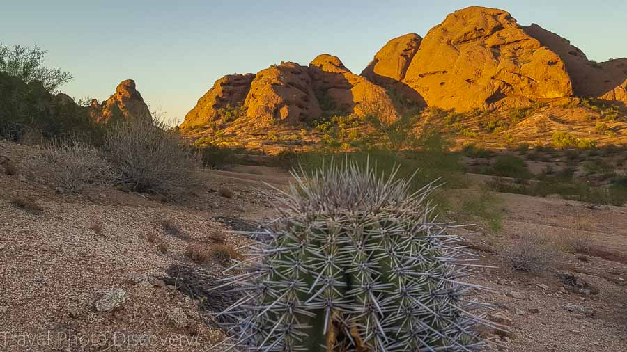 Papago Park in Phoenix Arizona