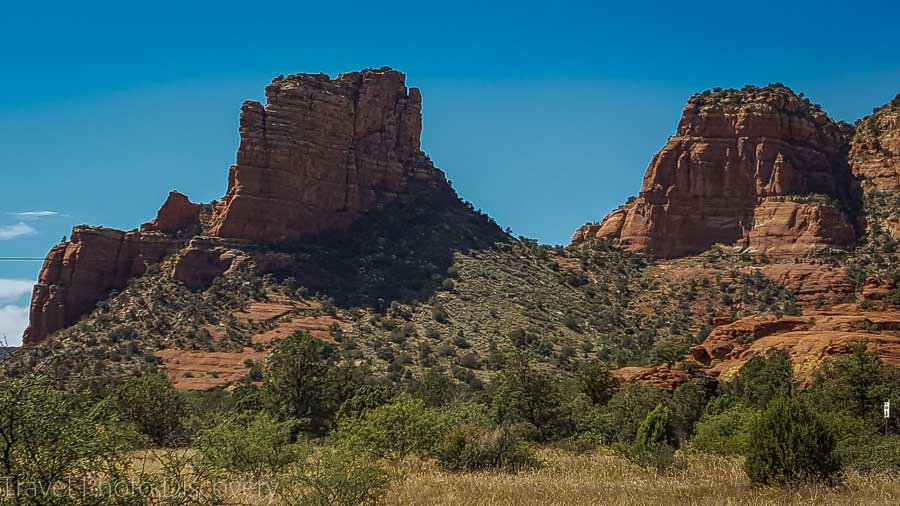 Oak Creek trails Visiting Sedona landscapes and attractions