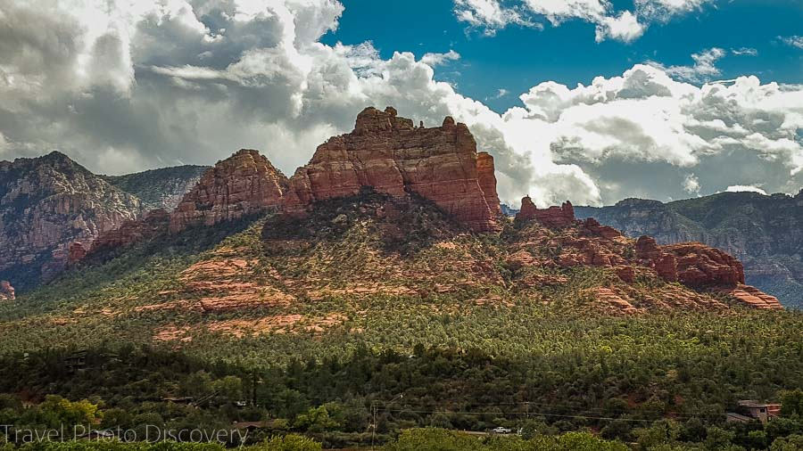 Hyatt Pinon Uptown Sedona Best places to photograph Sedona
