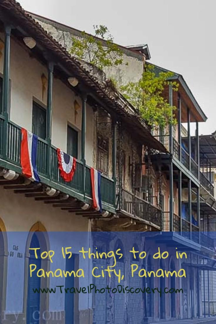 15 things to do in Panama City, Panama