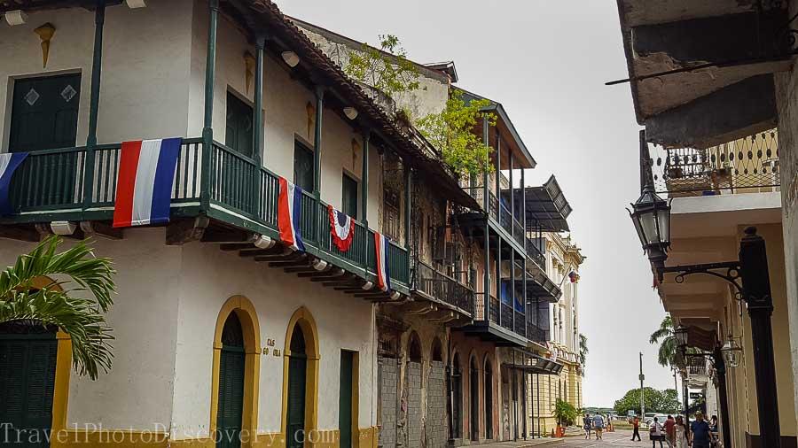 Street scenes of Casco Viejo Visiting Panama City's Unesco site Casco Viejo