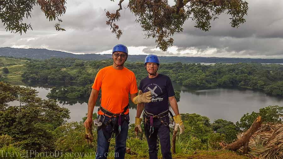Panama zip line tour Zip line adventure tour Panama City, Panama