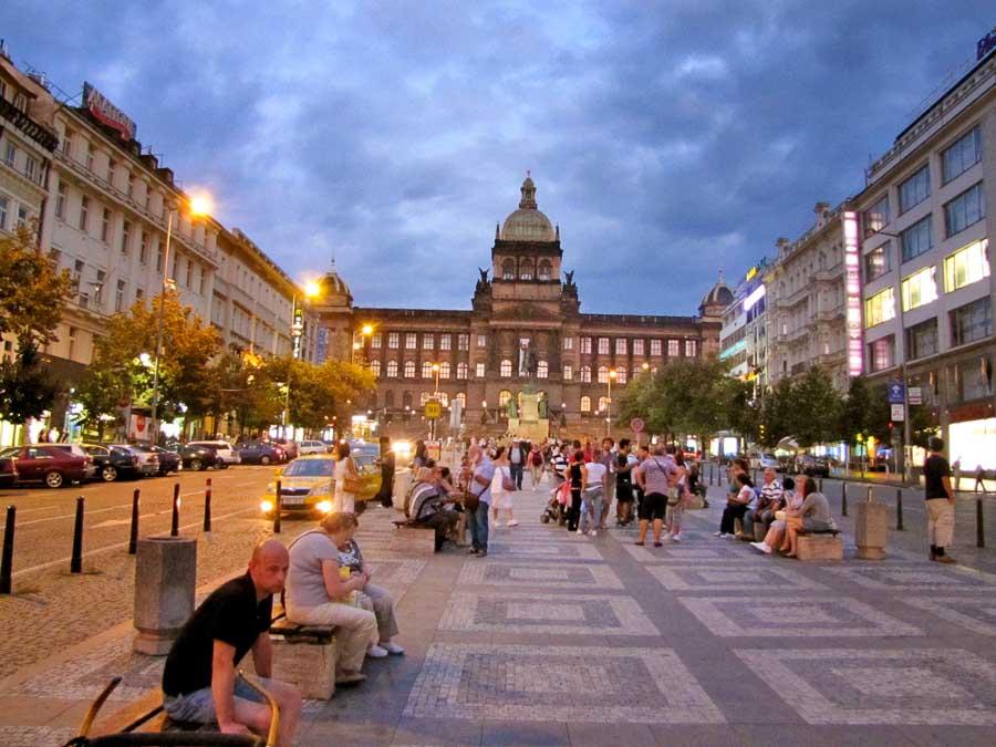 Romantic getaways around the world Prague