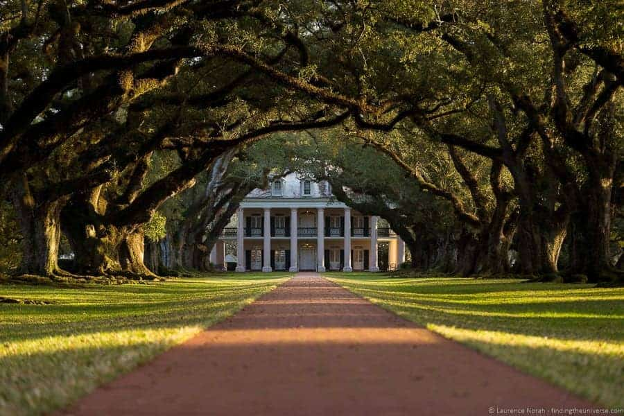 Oak Alley Plantation Route 66 Top road trips in the USA