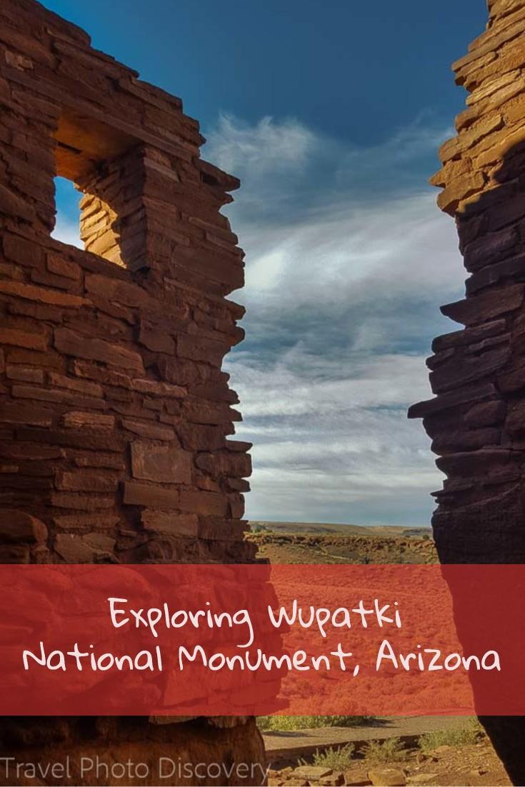 Road trip Wupatki National Monument