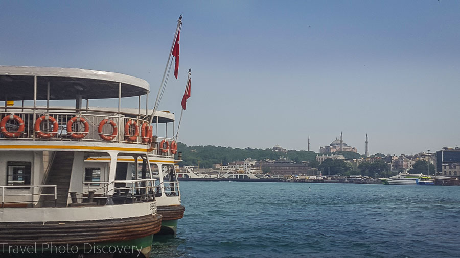 Ferry service Things to do in Istanbul in 24 hours