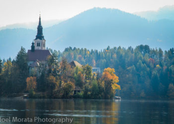 Best places to visit in fall Lake Bled, Slovenia