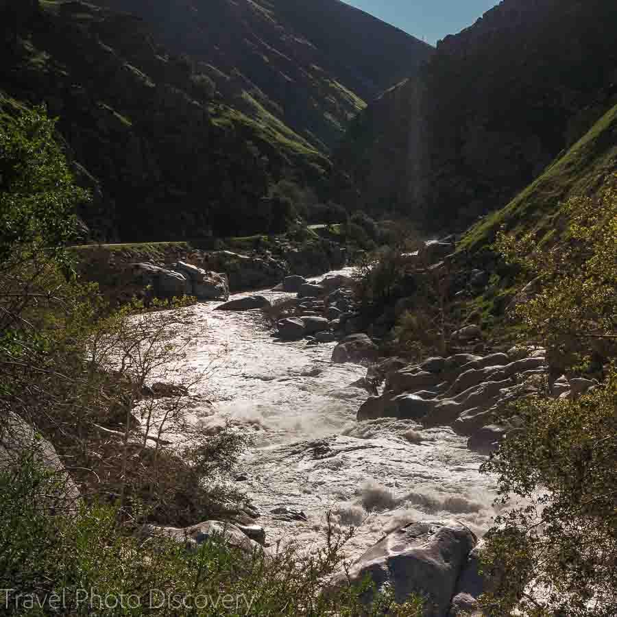 Inyo County Hwy 395 Eastern Sierras