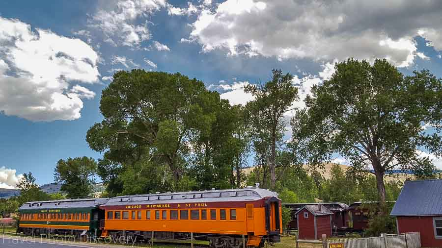 Nevada City things to do outside Yellowstone National Park