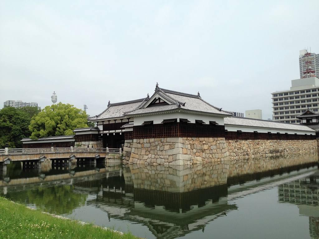 Ninomaru of Hiroshima Castle