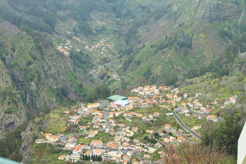 Nuns Valley what to see and do in Madeira