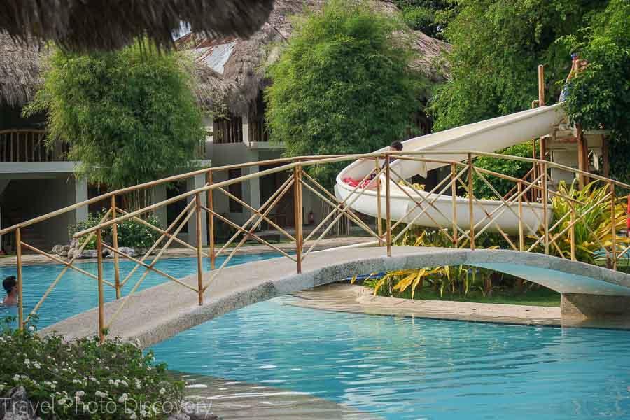 BlueWater Maribago resort on Mactan